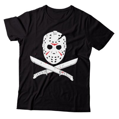 Camiseta Jason