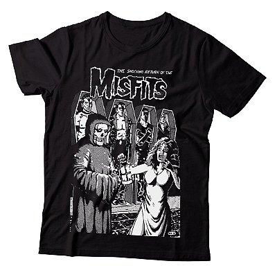 Camiseta Misfits - The Shocking
