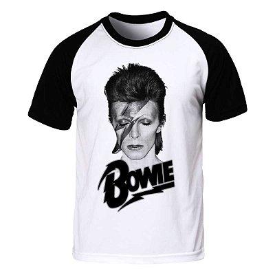 Camiseta Raglan David Bowie