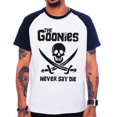 Camiseta Raglan The Goonies
