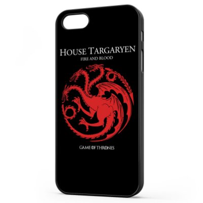 Capa para Celular Game of Thrones - House Targaryen