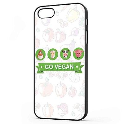 Capa para Celular Go Vegan