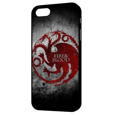 Capa para Celular Game of Thrones - Fire and Blood