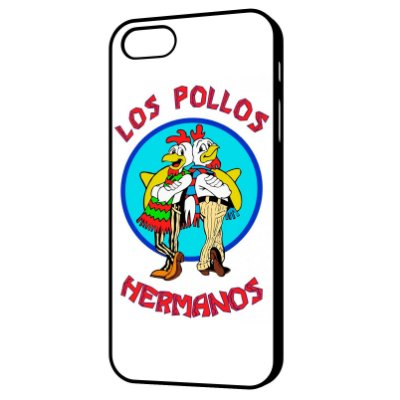 Capa para Celular Breaking Bad - Los Pollos Hermanos