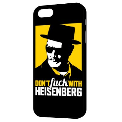 Capa para Celular Breaking Bad - Don't Fuck With Heisenberg