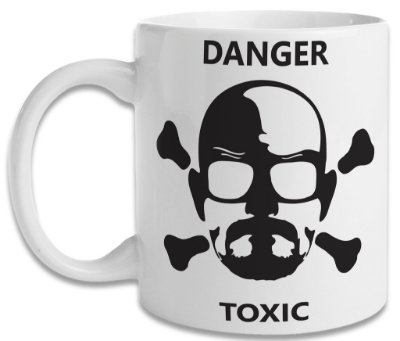 Caneca Breaking Bad