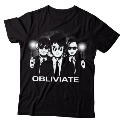 Camiseta Harry Potter - Obliviate