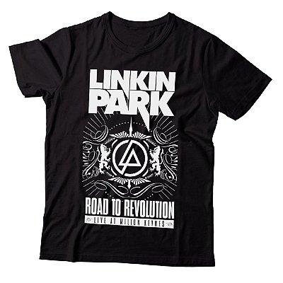 Camiseta Linkin Park - Road To Revolution