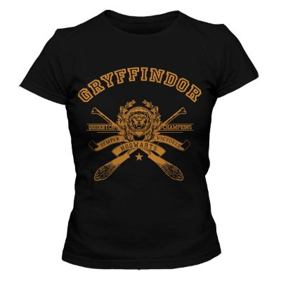 Camiseta Feminina Harry Potter - Gryffindor