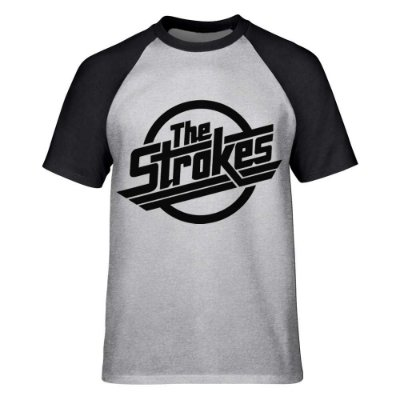 Camiseta Raglan The Strokes
