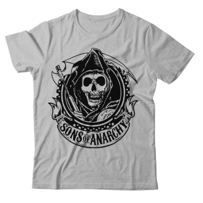 Camiseta Sons of Anarchy - SOA