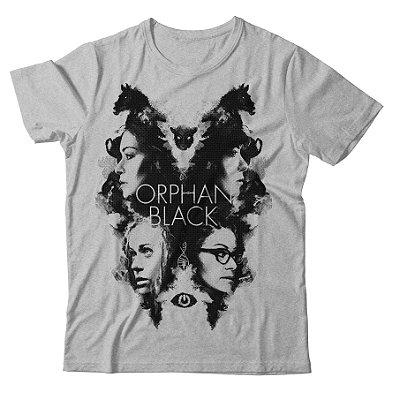 Camiseta Orphan Black - Sisters