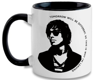 Caneca The Strokes - The Modern Age