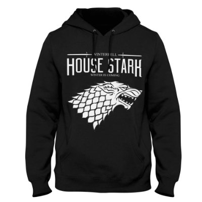 Moletom Game of Thrones - House Stark