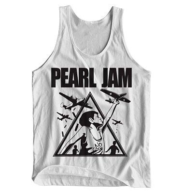 Regata Masculina Pearl Jam - No Code