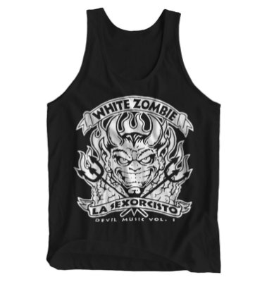 Regata Masculina White Zombie - Devil Music