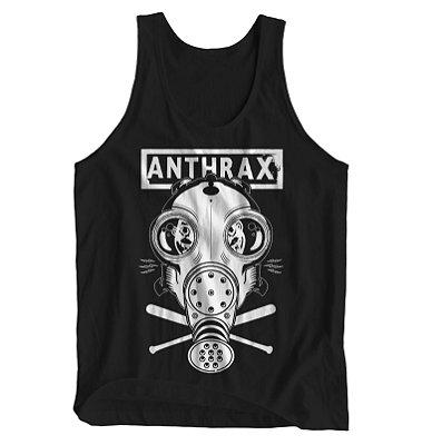 Regata Masculina Anthrax - Mask