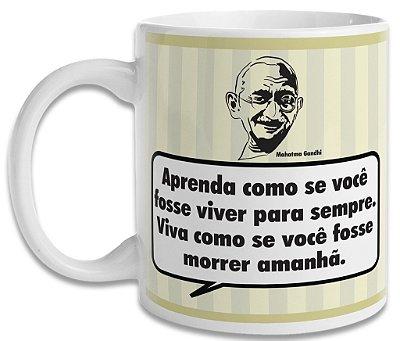 Caneca Mahatma Gandhi