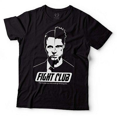 Camiseta Masculina Clube da Luta - BKF