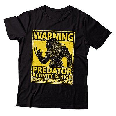 Camiseta Masculina Predador - BKF