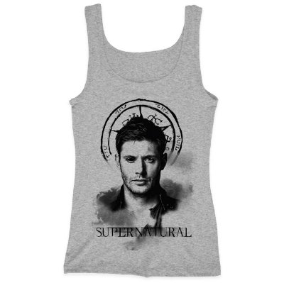 Regata Feminina Supernatural - Dean