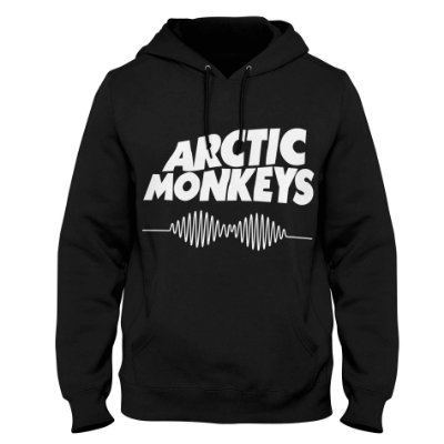 Moletom Arctic Monkeys