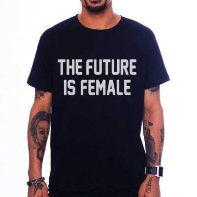 Camiseta Future is Female