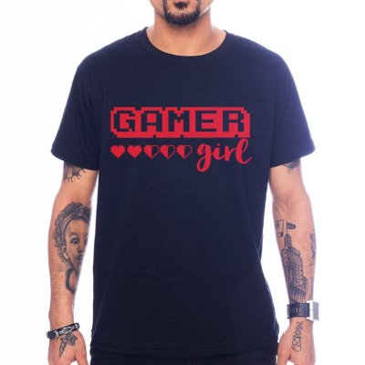 Camiseta Gamer Girl