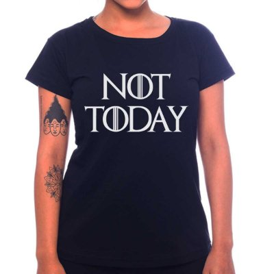 Camiseta Feminina Not Today