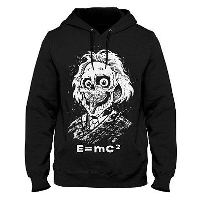 Moletom Einstein Skull