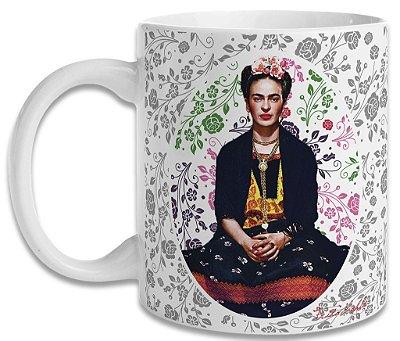 Caneca Frida Kahlo Onde Não Puderes Amar