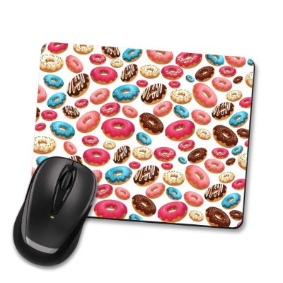 Mouse Pad Donuts