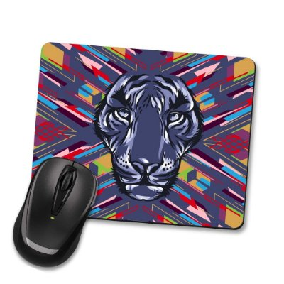 Mouse Pad Tiger