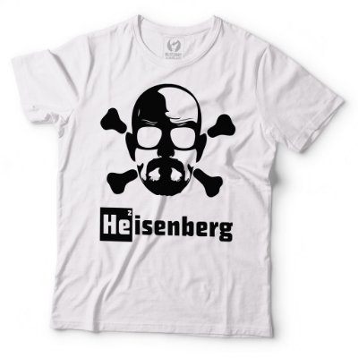 Camiseta Breaking Bad Heisenberg Danger