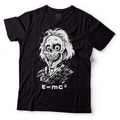 Camiseta Einstein Skull