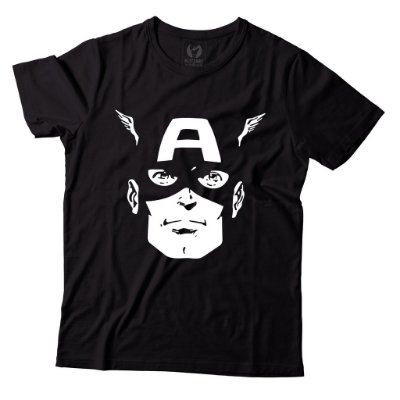 Camiseta Capitão América - Classic