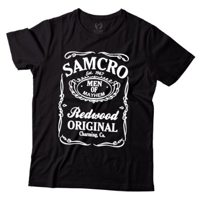Camiseta Sons of Anarchy - Est. 1967