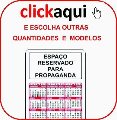 CALENDARIO DE BOLSO PADRÃO CATALOGO S