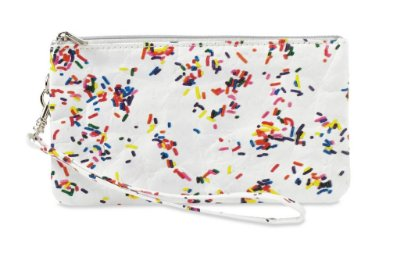 Carteira Clutch Granulados Coloridos