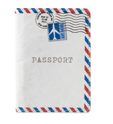 Porta Passaporte Mighty Case Envelope Postal