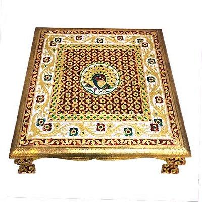 Altar Indiano Decorativo 40cm