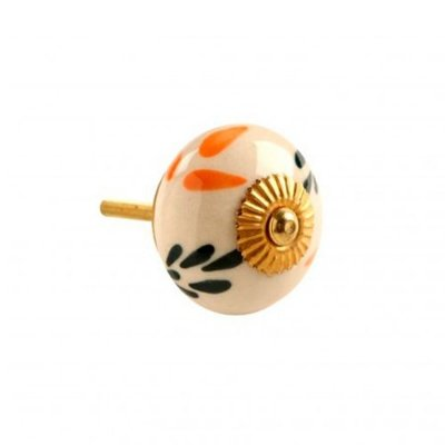 Puxador Indiano de Móveis - Cerâmica