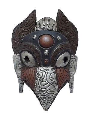 Máscara Garuda do Nepal - Relíquia