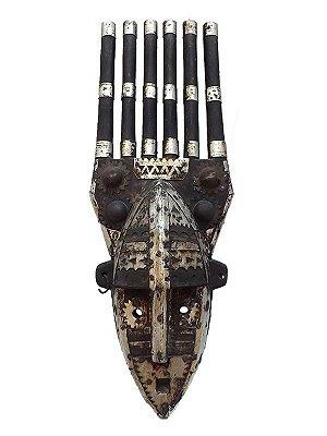 Máscara Rara BAMANA N'TOMO - Arte de Mali