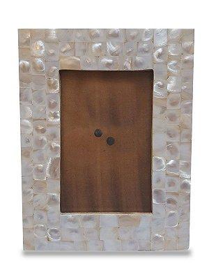 Porta Retrato Madrepérolas - Arte Índia