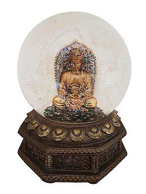 Globo Decorativo com Buda