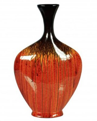 Vaso Decorativo em Cerâmica Color