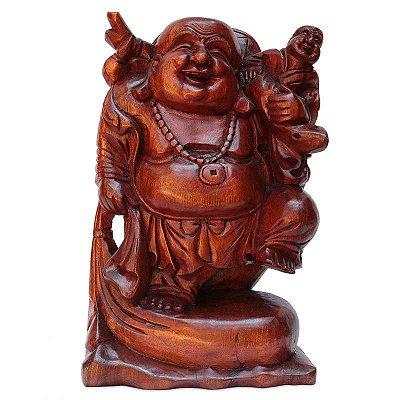 """Buda """"Protetor das Crianças"""" 50cm"""