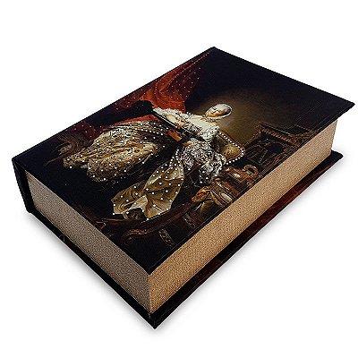 Caixas Livro Porta Objetos