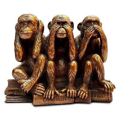 Trio de Macacos da Justiça